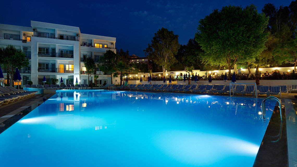 Larissa Beach Club / Antalya