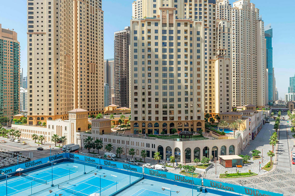 Dubai Dubai-Strand Le Royal Meridien Beach Resort & Spa
