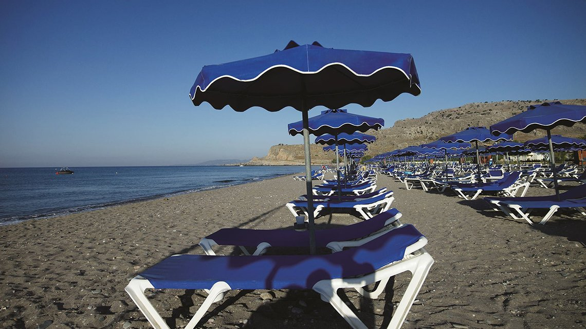 Lindos Princess Beach / Rhodos
