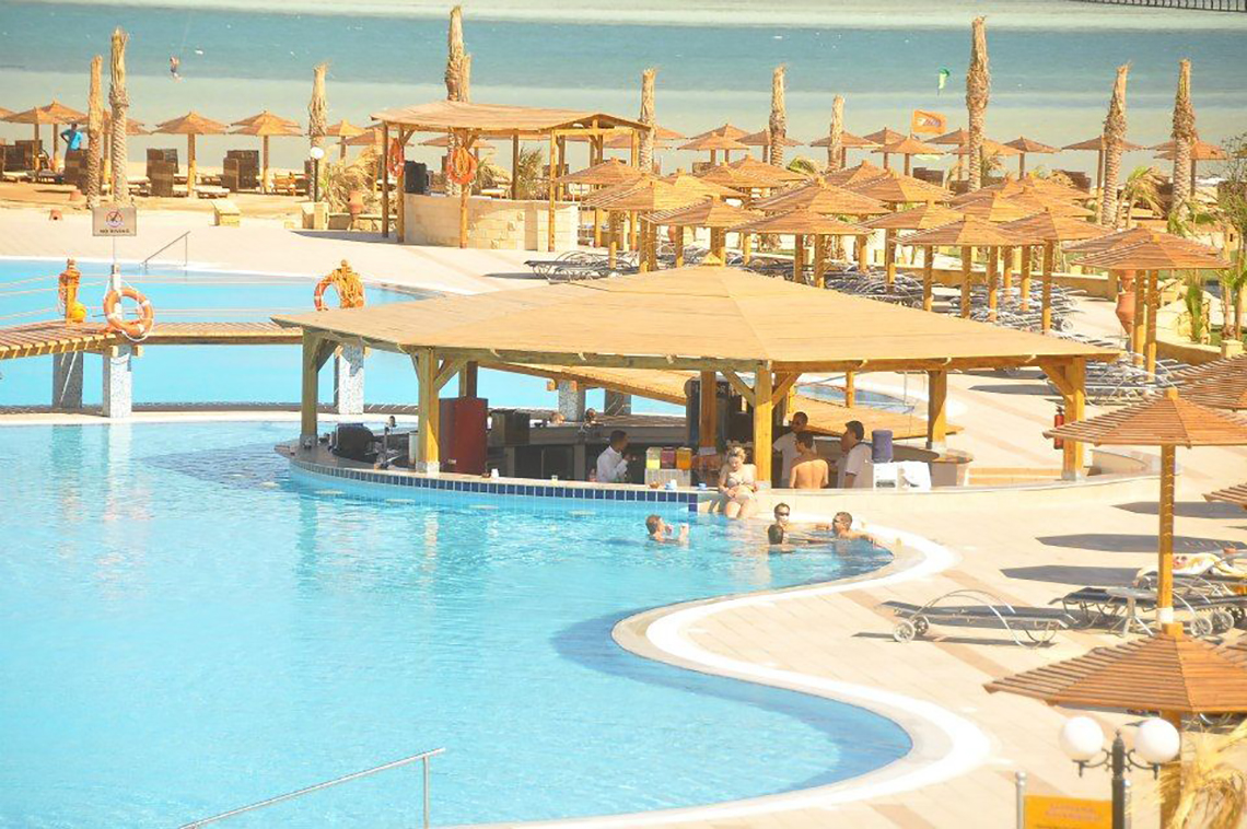 Magic Tulip Resort / Marsa Alam