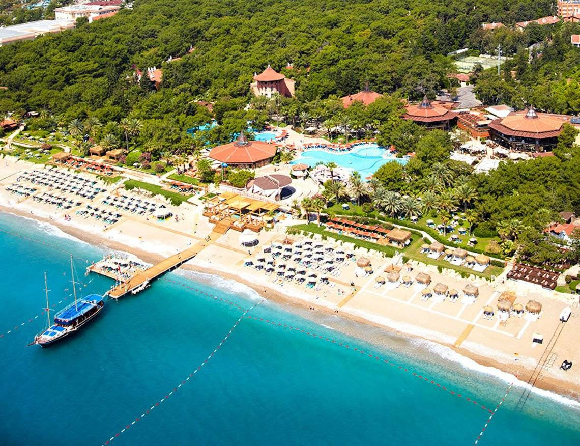 Antalya Tekirova  Marti Myra Holiday Village