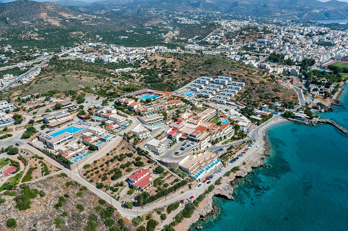 Miramare Resort & Spa / Kreta
