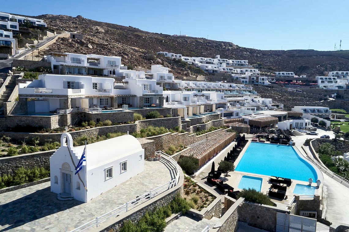 Myconian Villas Collection / Mykonos