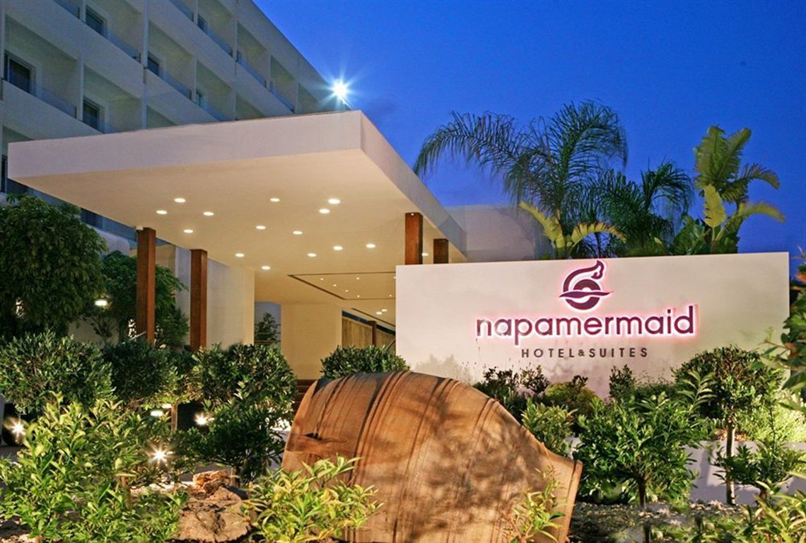 Napa Mermaid Hotel & Suites / Zypern