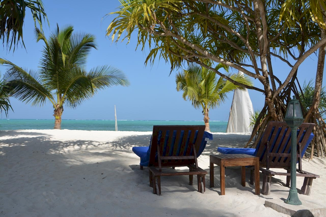 Neptune Pwani Beach Resort & Spa / Sansibar