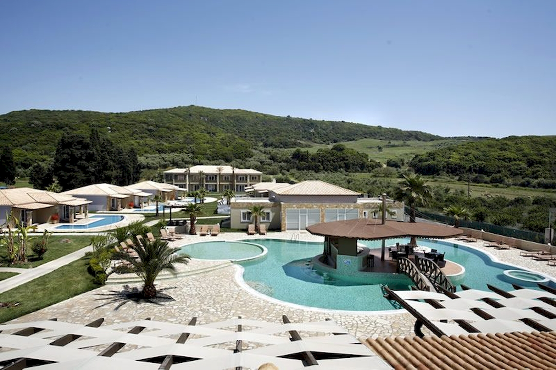 Olympia Golden Beach Resort / Peloponnes