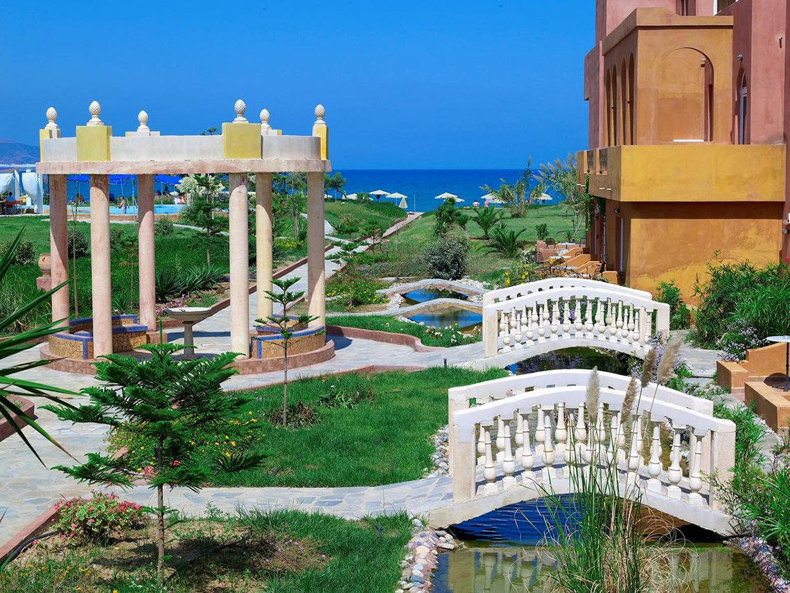 Orpheas Resort / Kreta
