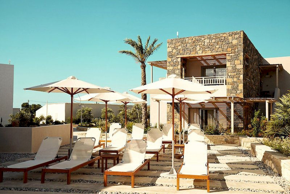 Ostria Resort und Spa / Kreta