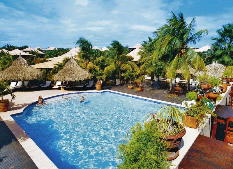 Papagayo Beach Resort / Curacao