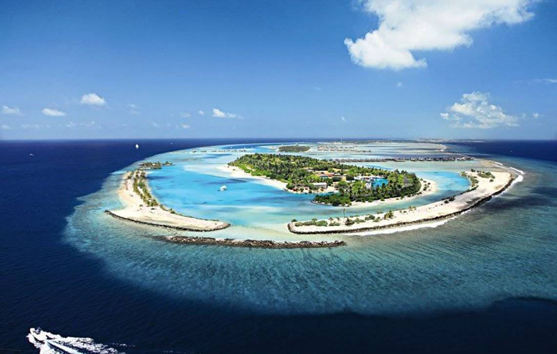 Malediven Nord Male Atoll Paradise Island Resort & Spa