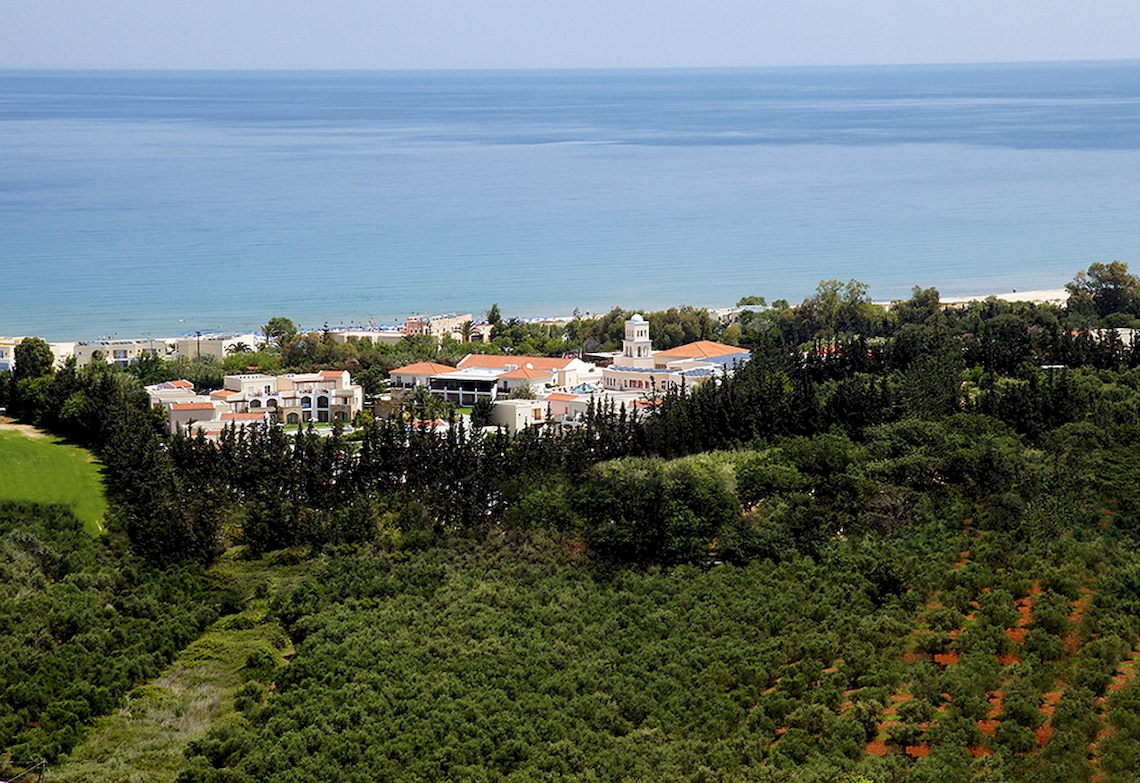 Hotel Pilot Beach Resort Georgioupolis Kreta