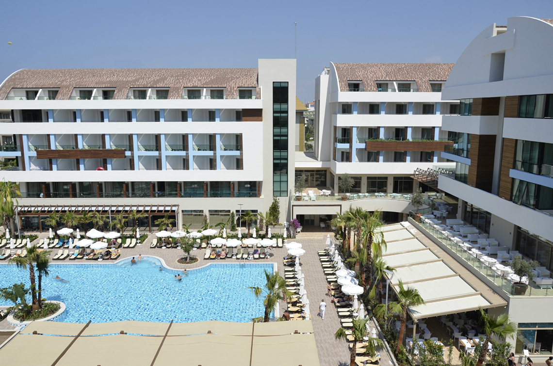 Port Side Resort / Antalya