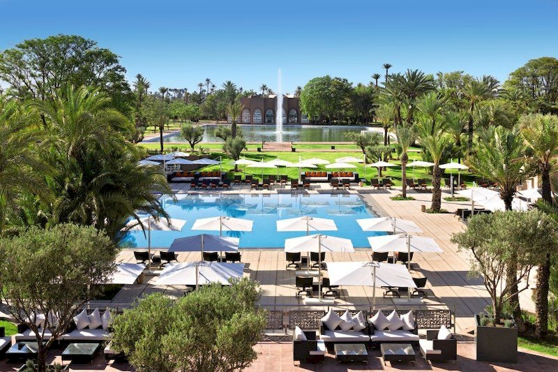 Pullman Marrakesch Palmeraie Resort & Spa / Marrakesch
