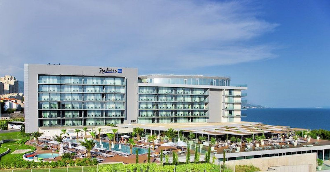 Radisson Blu Resort Split / Split