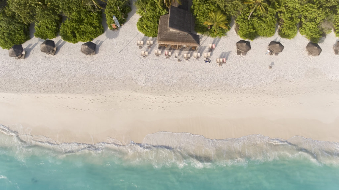 Reethi Beach Resort / Malediven