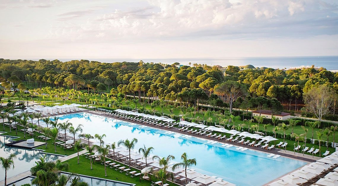 Regnum Carya Golf & Spa Resort / Antalya