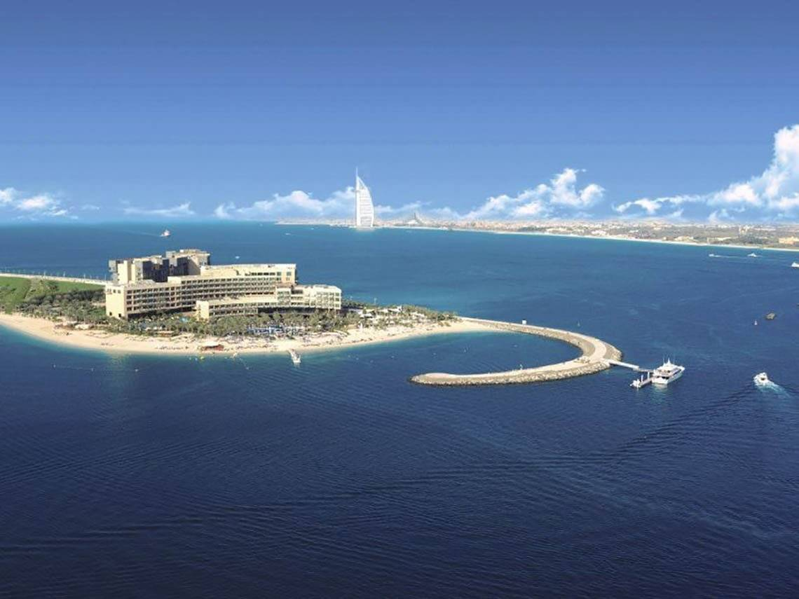 Dubai The Palm Jumeirah Rixos The Palm