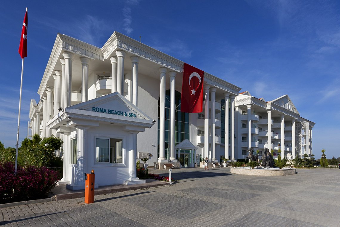 Roma Beach Resort & Spa / Antalya