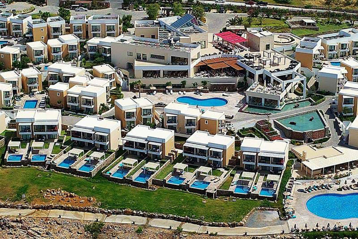 Kreta Panormo Royal Blue Resort & Spa
