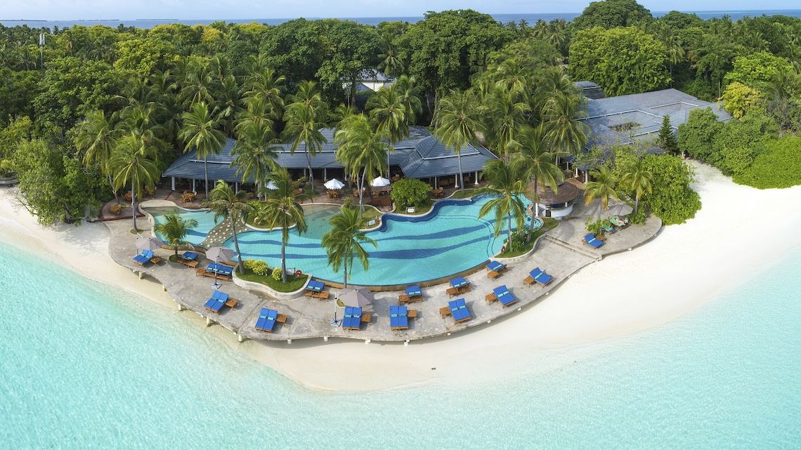 Royal Island Resort & Spa  / Malediven