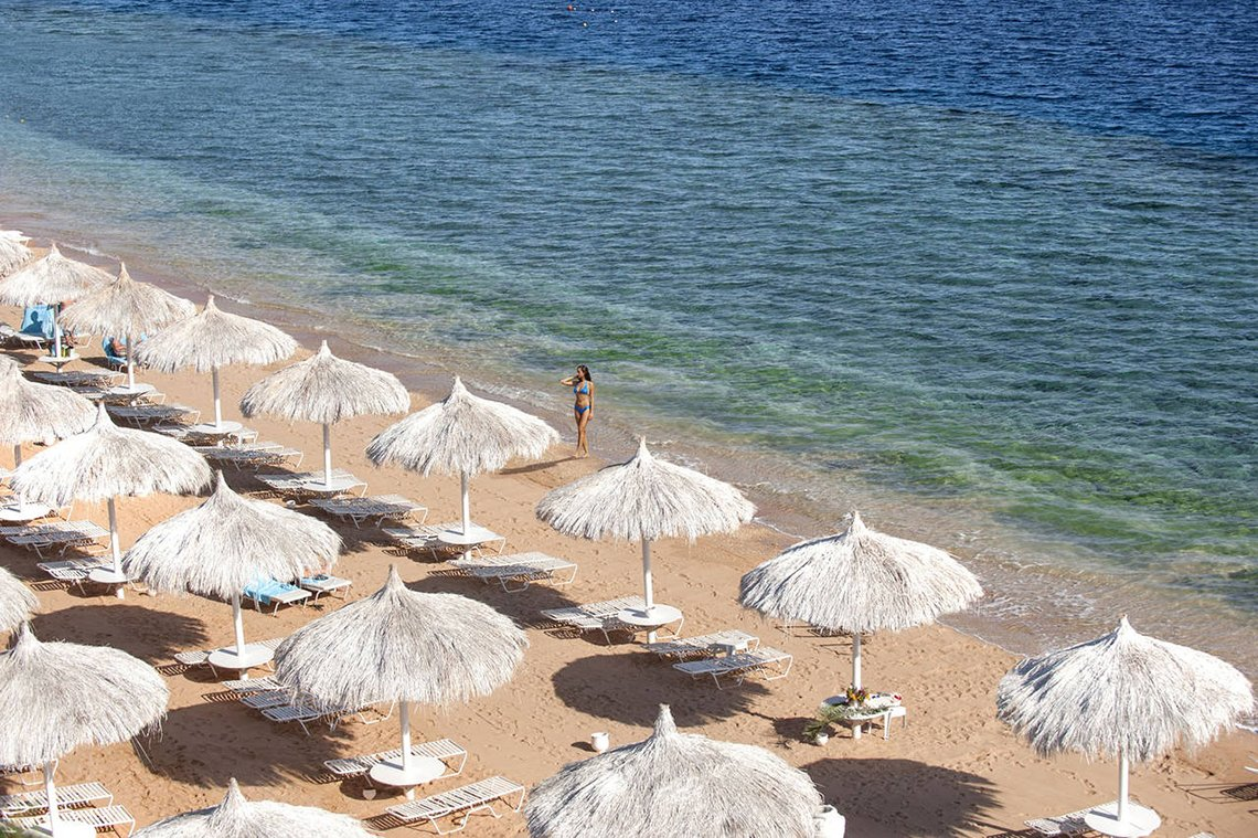 SUNRISE Arabian Beach Resort / Sharm El Sheikh
