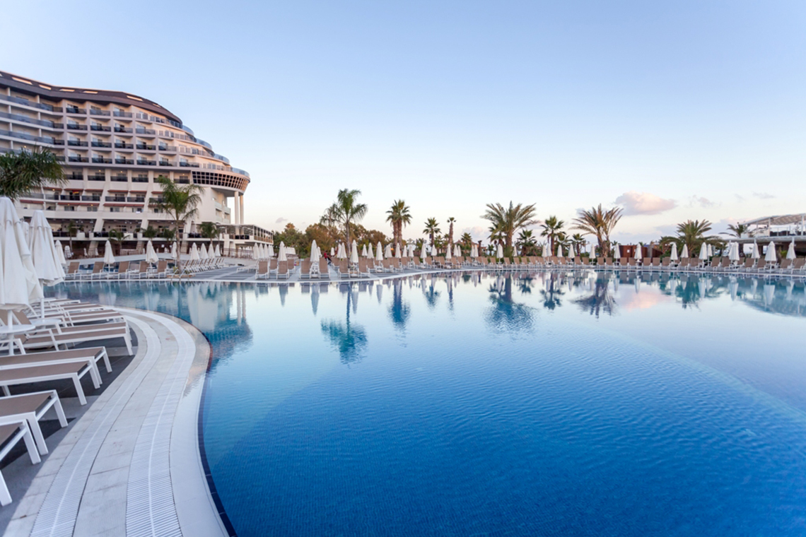Sea Planet Resort / Antalya