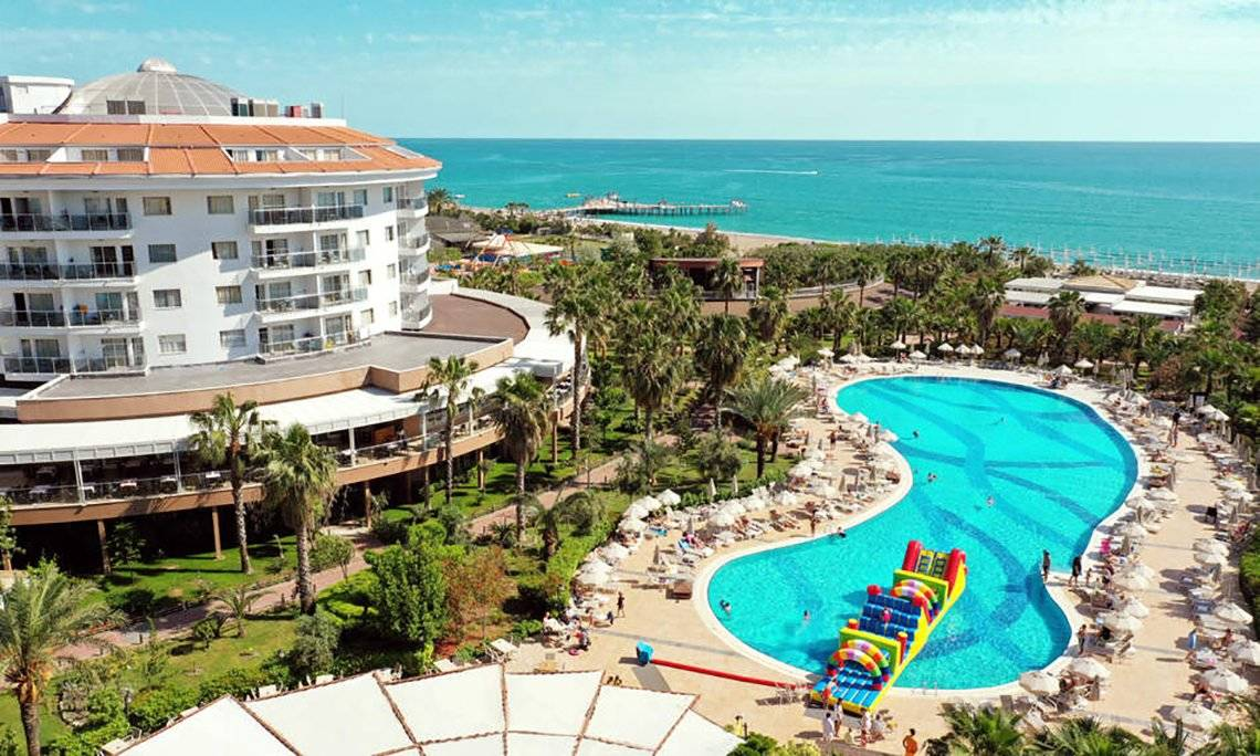 Antalya Side-Kizilagac Sea World Resort & Spa