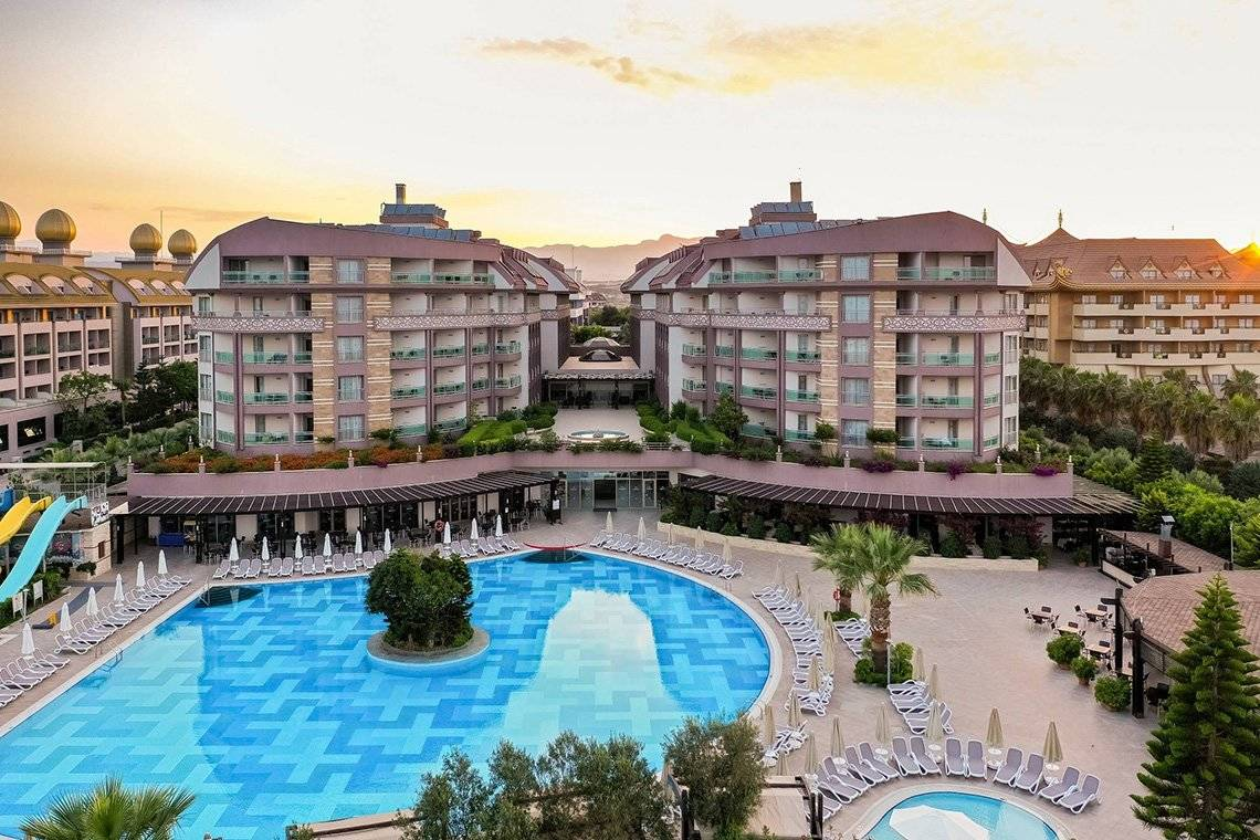 Antalya Side-Evrenseki Seamelia Beach Resort & Spa