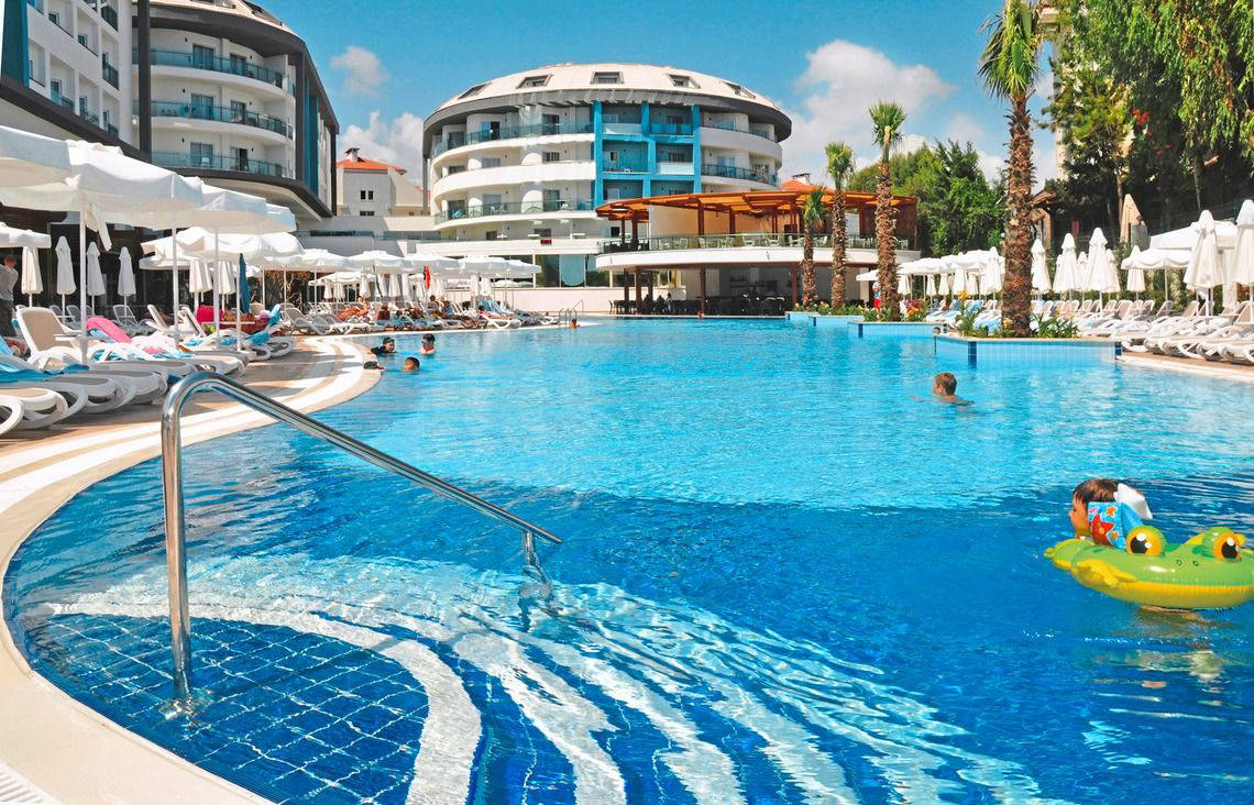 Antalya Side-Evrenseki Seashell Resort & Spa