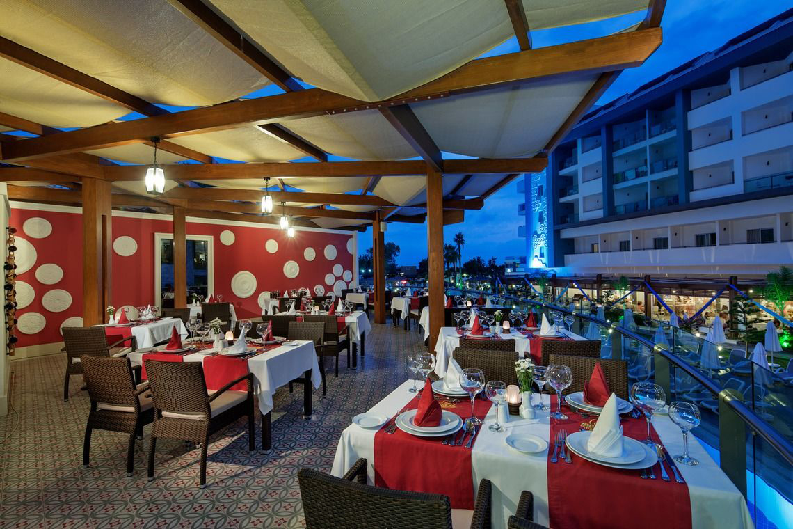 Seashell Resort & Spa / Antalya