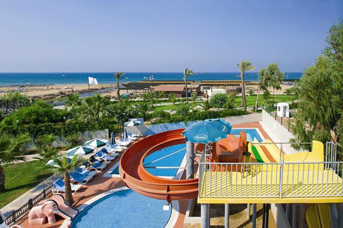 Seher Resort & Spa / Antalya