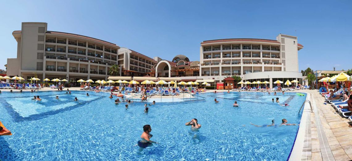 Antalya Side-Evrenseki Seher Sun Palace Resort & Spa