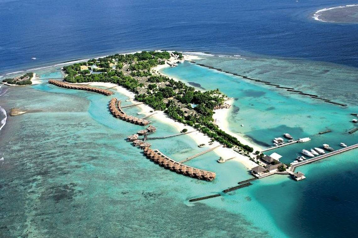 Malediven Nord-Male-Atoll Sheraton Full Moon Resort & Spa