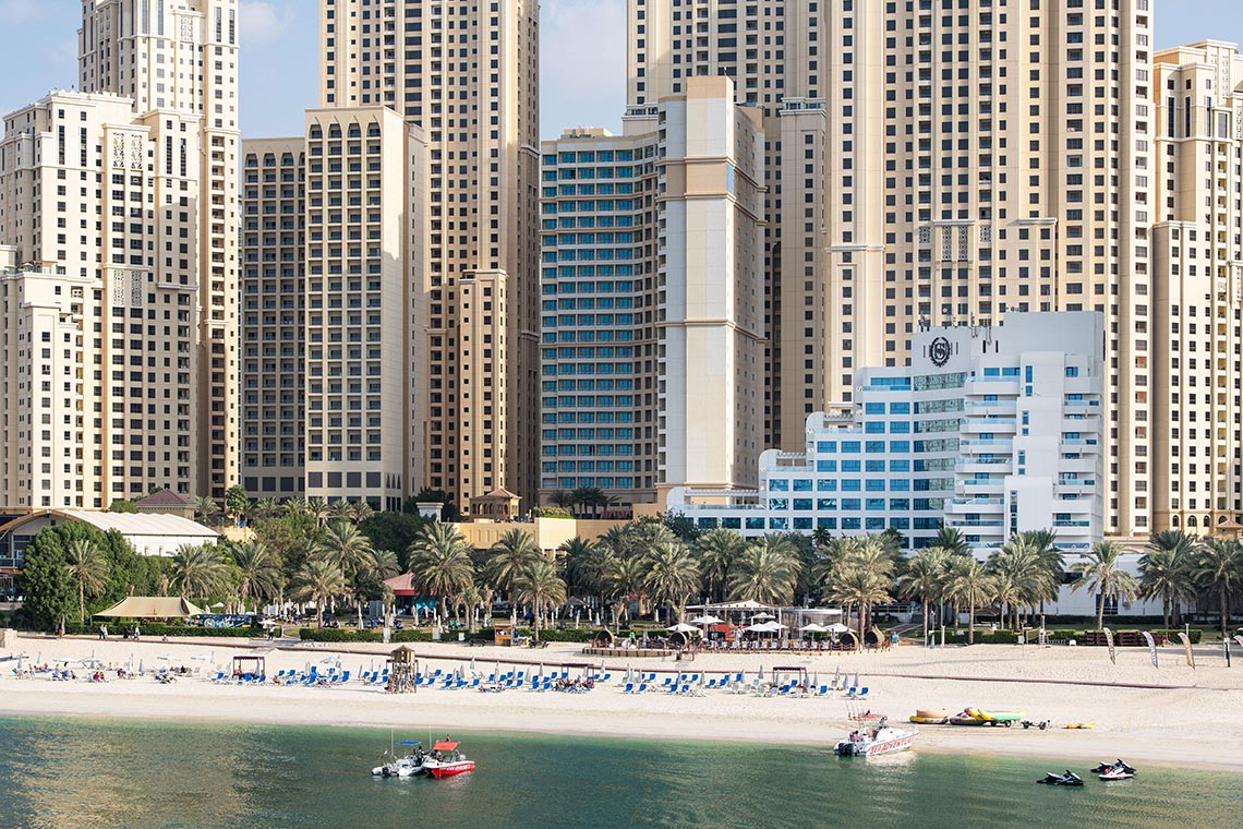 Dubai Dubai-Strand Sheraton Jumeirah Beach Resort & Towers