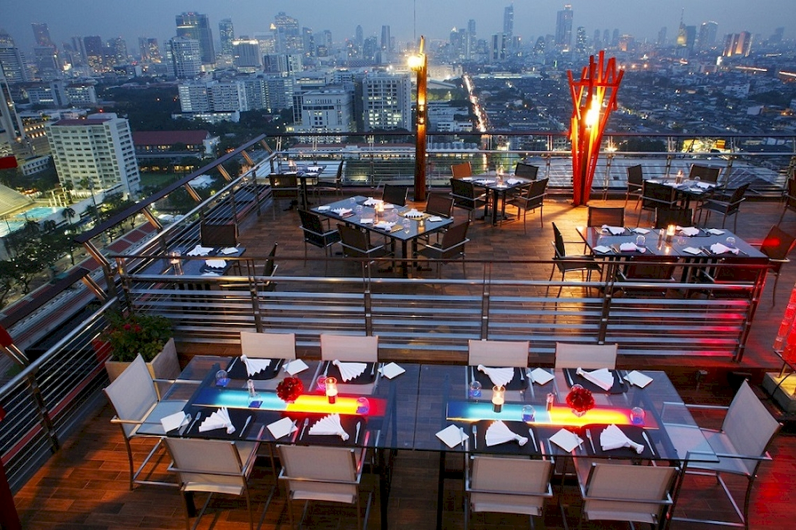 Siam at Siam Design Hotel / Bangkok