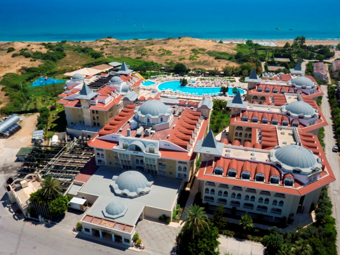 Side Star Resort / Antalya