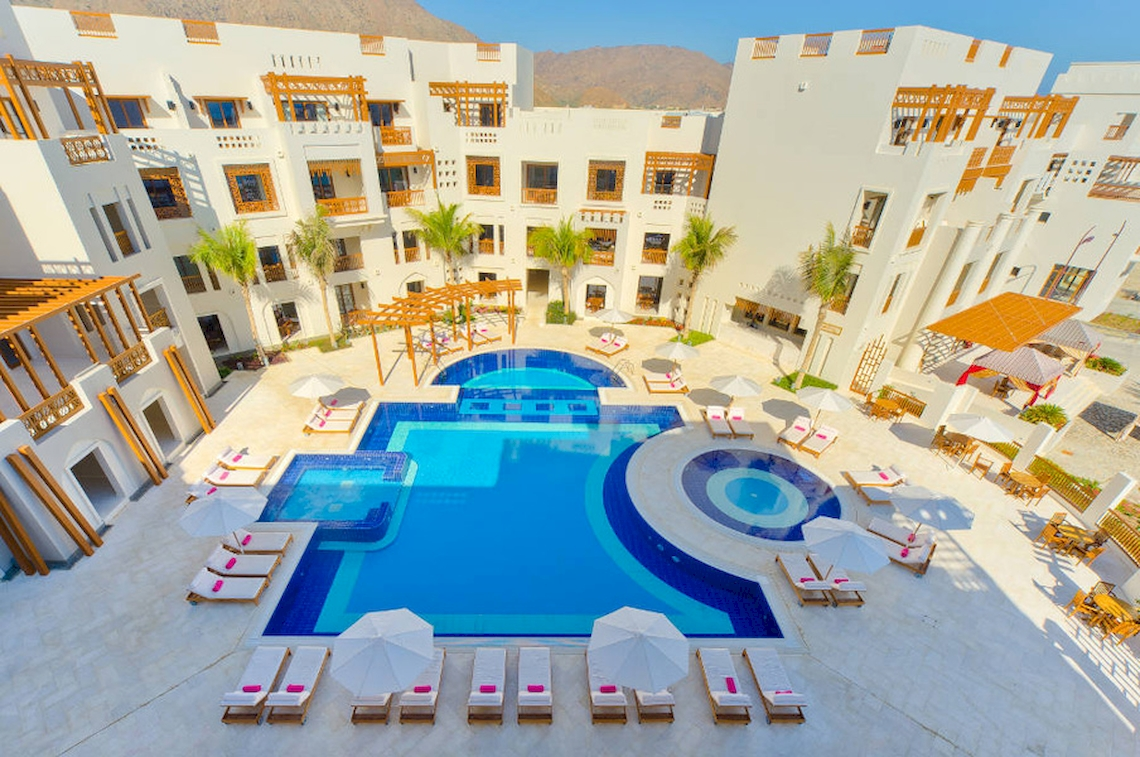 Sifawy Boutique Hotel / Muscat