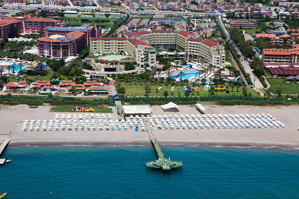 Antalya Side-Kizilagac Silence Beach Resort