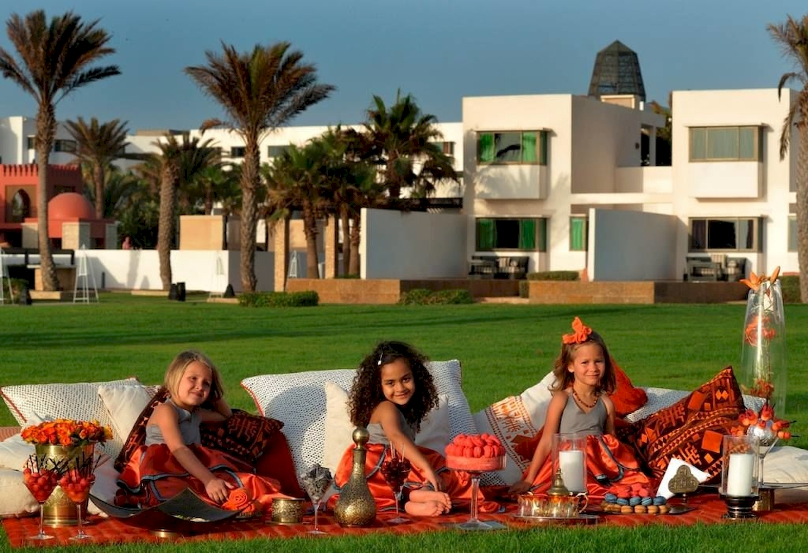 Sofitel Agadir Royal Bay Resort / Agadir