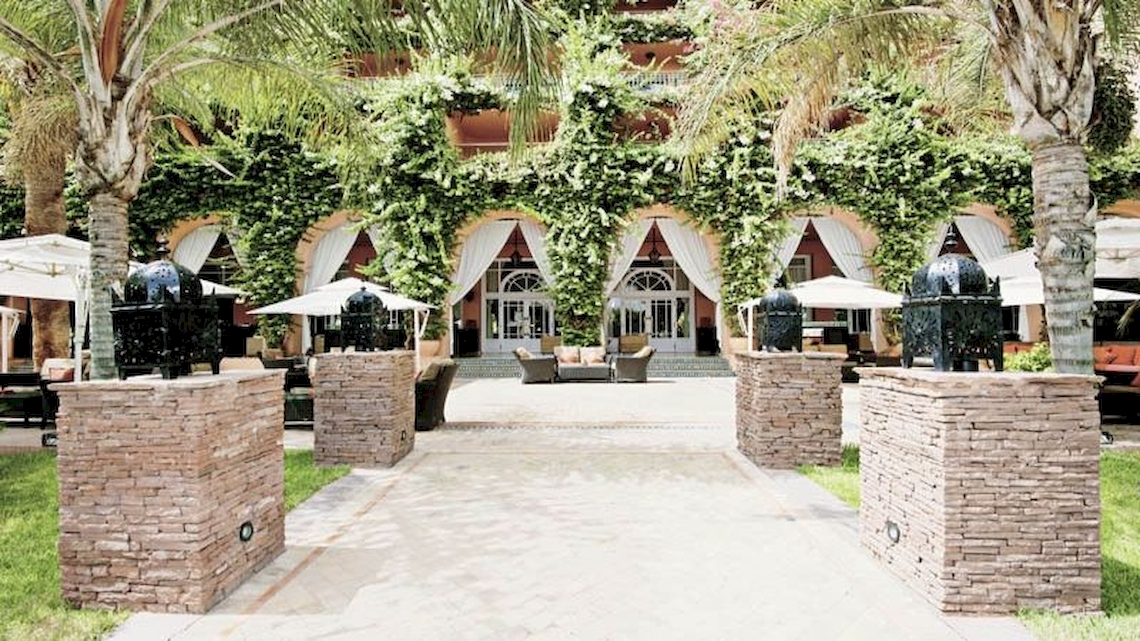 Sofitel Marrakesch Lounge & Spa / Marrakesch