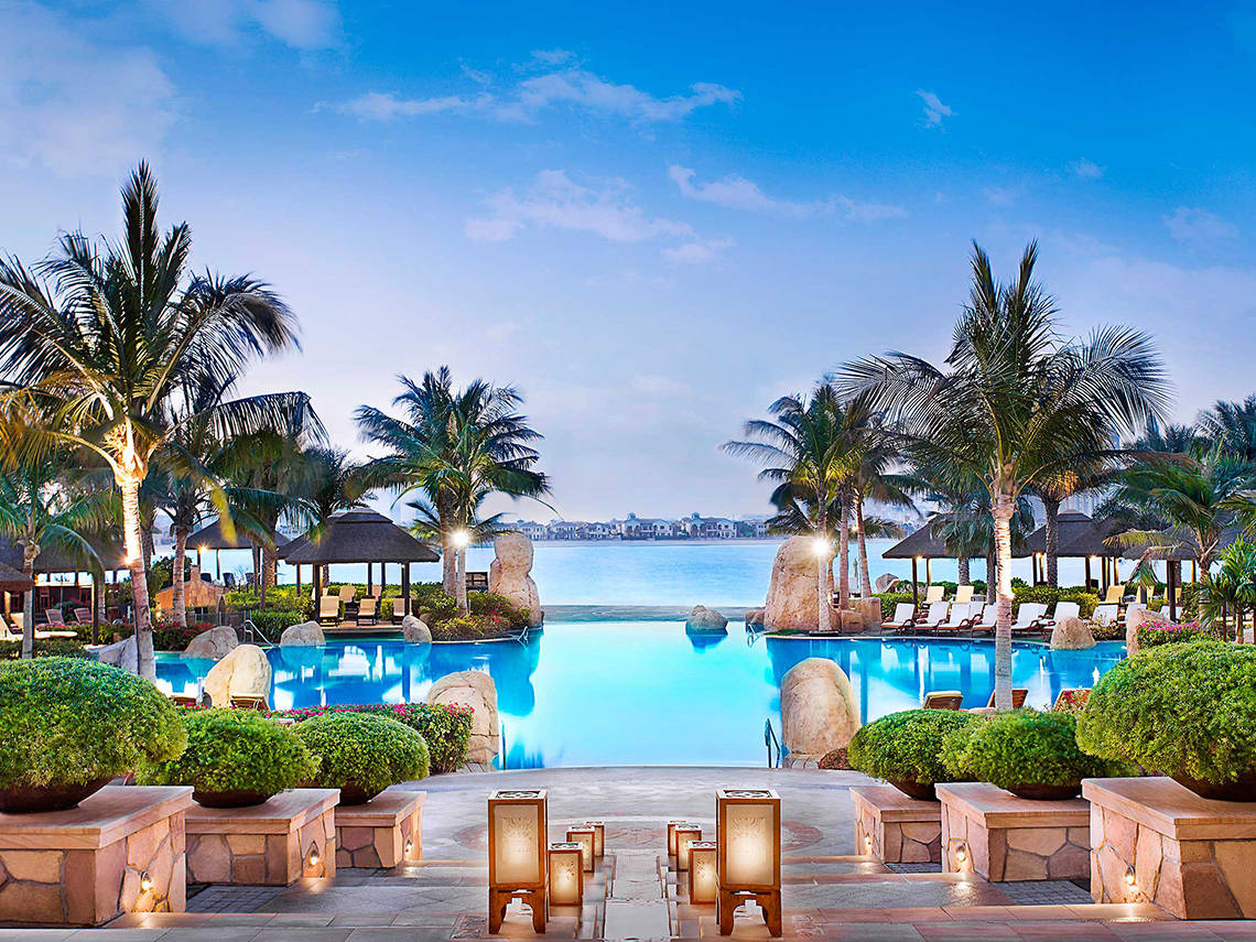 Dubai The Palm Jumeirah Sofitel The Palm