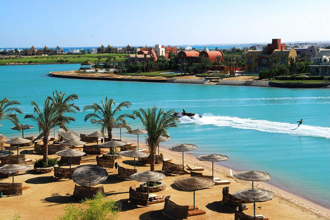 Steigenberger Golf Resort El Gouna / Hurghada