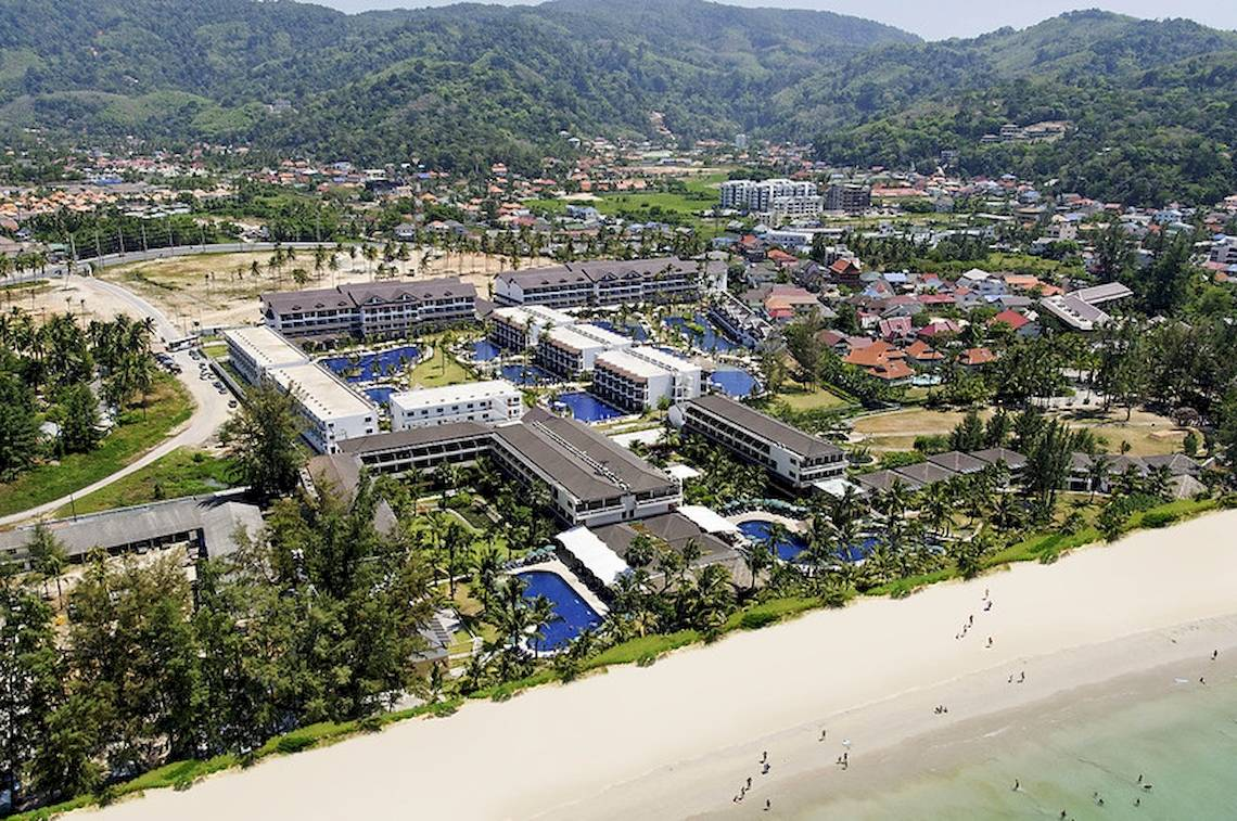 Phuket Kamala Beach Sunwing Resort Kamala Beach