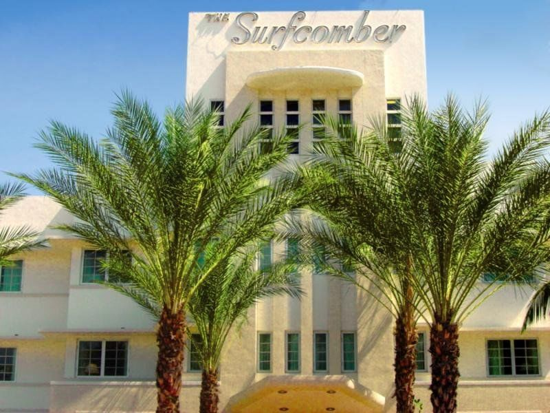 Surfcomber Hotel South Beach / Miami
