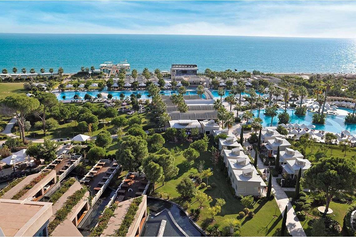 Antalya Belek Susesi Luxury Resort