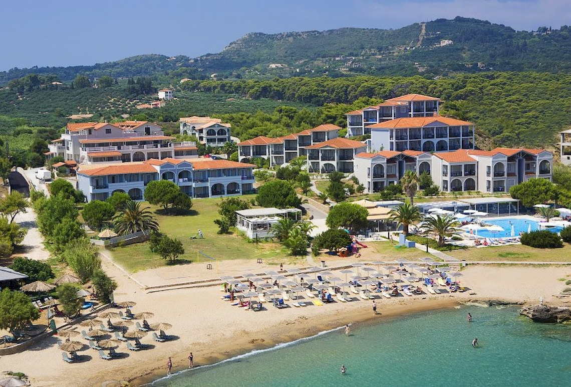 The Bay Hotel & Suites / Zakynthos