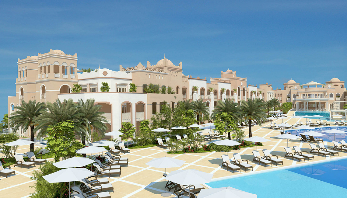 The Grand Palace / Hurghada