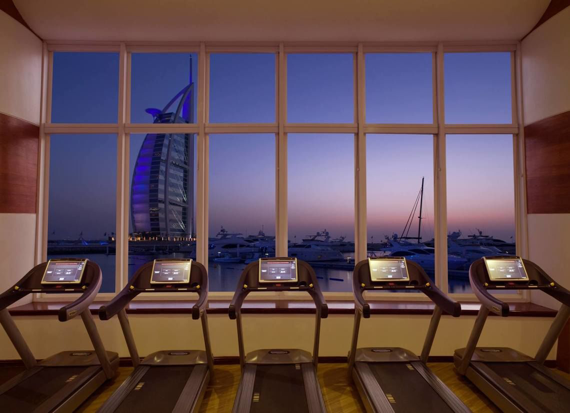 The Jumeirah Beach Hotel / Dubai