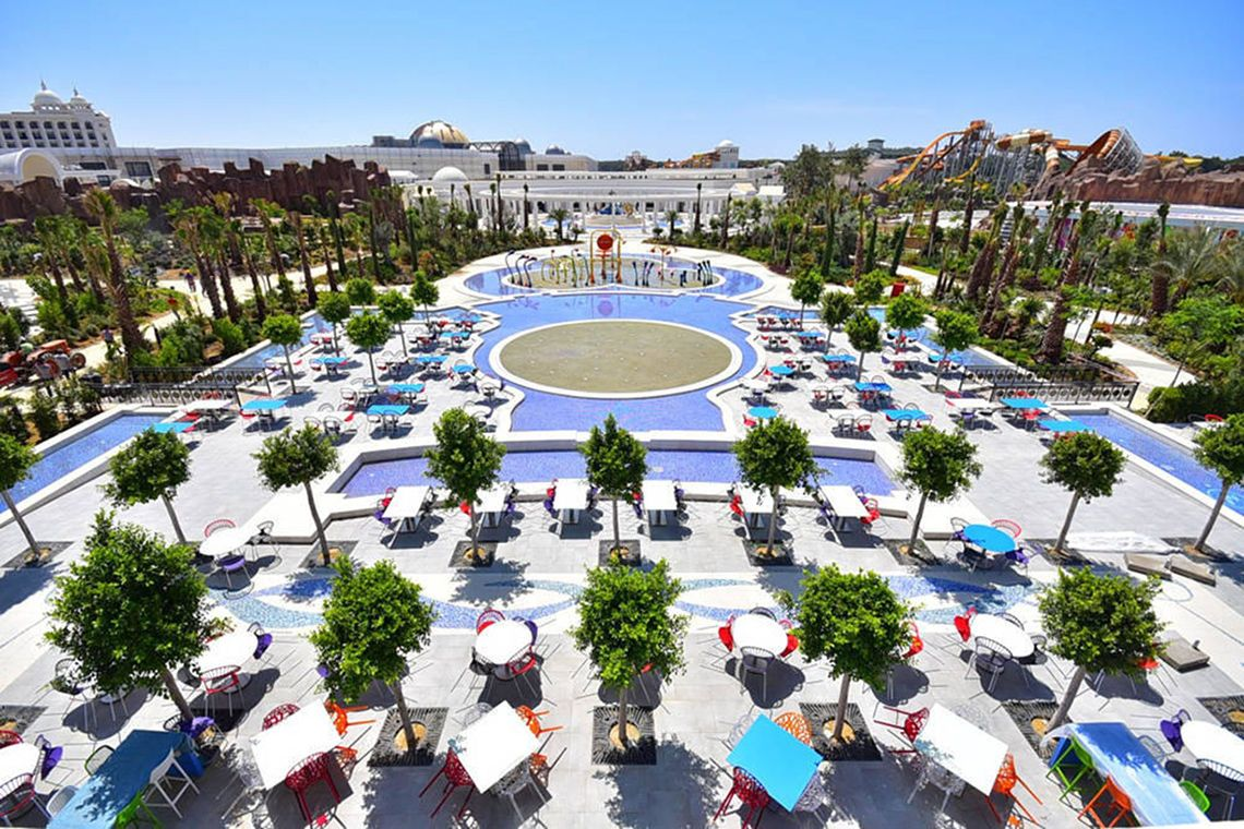 The Land of Legends Kingdom Hotel / Antalya