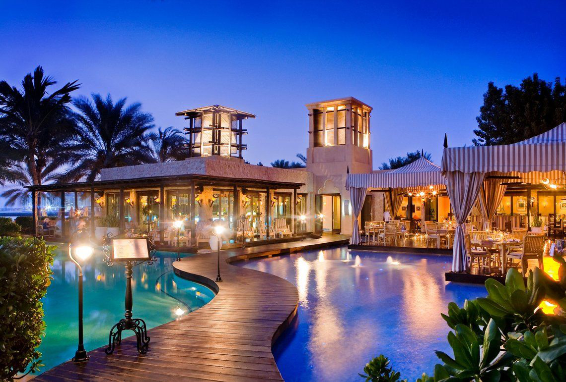 The Palace At One & Only Royal Mirage / Dubai